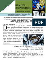 HORA SANTA Con San Pedro Julián Eymard. El Dios de de Los Pequeños (25)