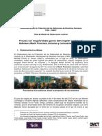 Nota Chile Misión Observación Judicial 18 10 17