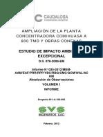 AbsObs Vol1 Vol2 Ampliaciom Planta CC Tmd
