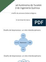 Diseño de Procesos Biotecnológicos