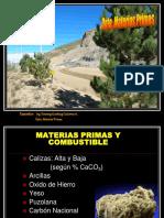 001 Materia Prima