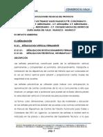 003 Especificaciones Tecnicas Impacto Ambiental