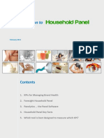 Introduction to Household Panel
