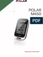 Polar 450 manual
