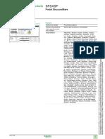 Portal StruxureWare SFSXSP APC