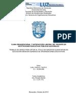 Clima organizacional y satisfacción laboral del docente.pdf
