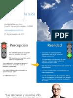 Confianza en La Nube de Microsoft - Webcast Partners Sep 2017 - Andres Williamson