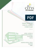 Planeacion Educ y Diseño Curricular