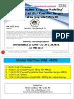 7. Modul SEM Dengan Amos.ppt