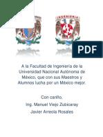 Recursos y necesidades de México