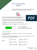 Guía de Aprendizaje 5to Básico