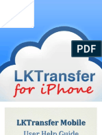 LKTransfer for iPhone - Complete User Guide