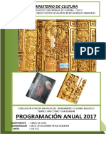Programación Lares 2017