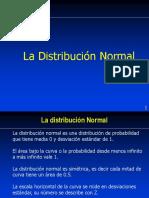 04-La Distribución Normal