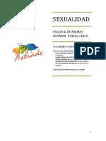 Apuntes Escuela Padres Sexualidad Tea