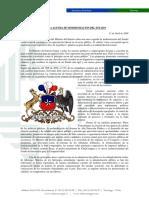 Nueva Agenda Modernizacion