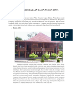 Artikel Kebudayaan Lampung Dan Jawa