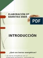 Barras Energéticas