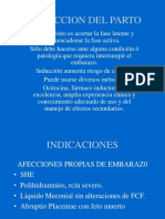Induccion Del Parto Ica