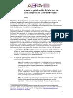 TRADUCCIÓN ESTANDARES DE AERA PARA LA PUBLICACIÓN DE INVESTIGACIONES.docx