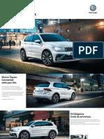 Catalogo Volkswagen Tiguan