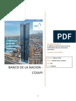 Banco de La Nacion Cosapi