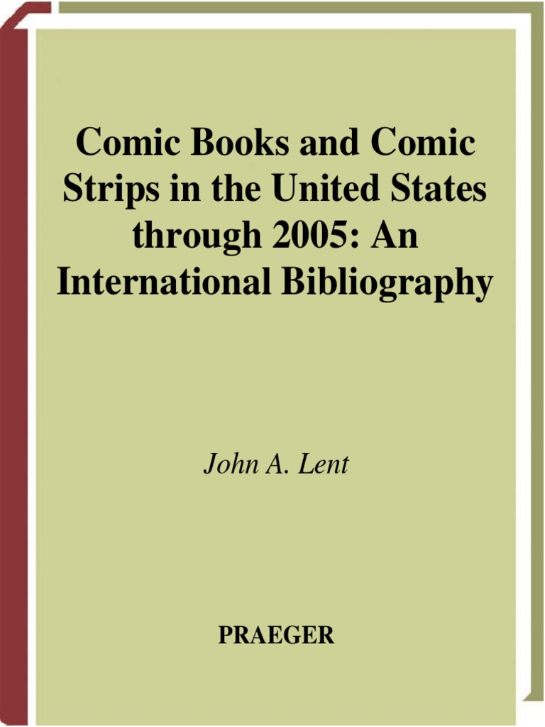 John Lent Comic Books And Strips In The Un Comics Bibliography Lustybunny Tape Bib Love Mouse Tl 3652