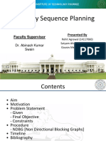 Assembly Sequence Planning