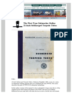 21-Inc Tubos de Torpedo