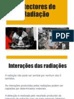Detectores de Radiação.pptx