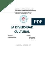 diversidad culturao