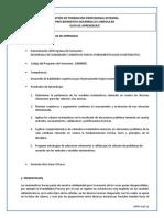 GFPI-F-019_Guia de Aprendizaje Tema Sistemas de Ecuaciones 2x2