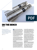 Audio Technology - On The Bench - Vol. 81