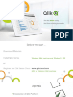 Qlik Sense Workshop