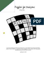 Bible Puzzles Vol 1