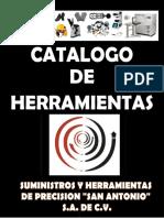 Catalogo Herramientas