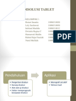 PPT Disolusi Tablet