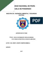 Proyecto Tesis Maestriahenry j. Chimepen Mimbela
