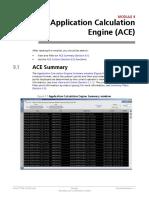 Baseline - Module - ACE