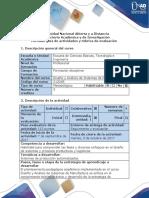 Guia de Actividades y Rubrica de Evaluacion - Fase 2 - Sistemas de Producción Automatizados