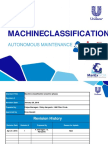 AM Machine Classification (Reactive Phase)