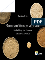 Numismatica Ecuatoriana