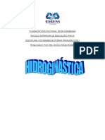 Apostilla de Hidroginastica