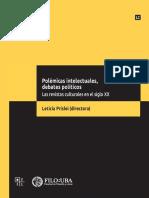 Polémicas intelectuales, debates políticos. Las revistas culturales en el siglo XX_interactivo_0
