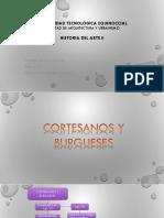 CORTESANOS Y BURGUESES