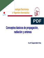 CONEPTOS BASICOS ANTENAS
