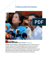 Sri Lanka SLFP Reforms within the Political Party System.docx