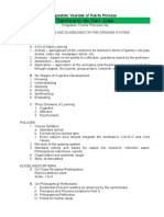 Academic Policies and Grading System