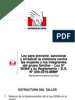 PPT Ley y Reglamento 30364_ 2 de Agosto