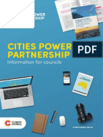 Cities Power Partnership Information for Councils